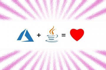 Azure + Java = Love